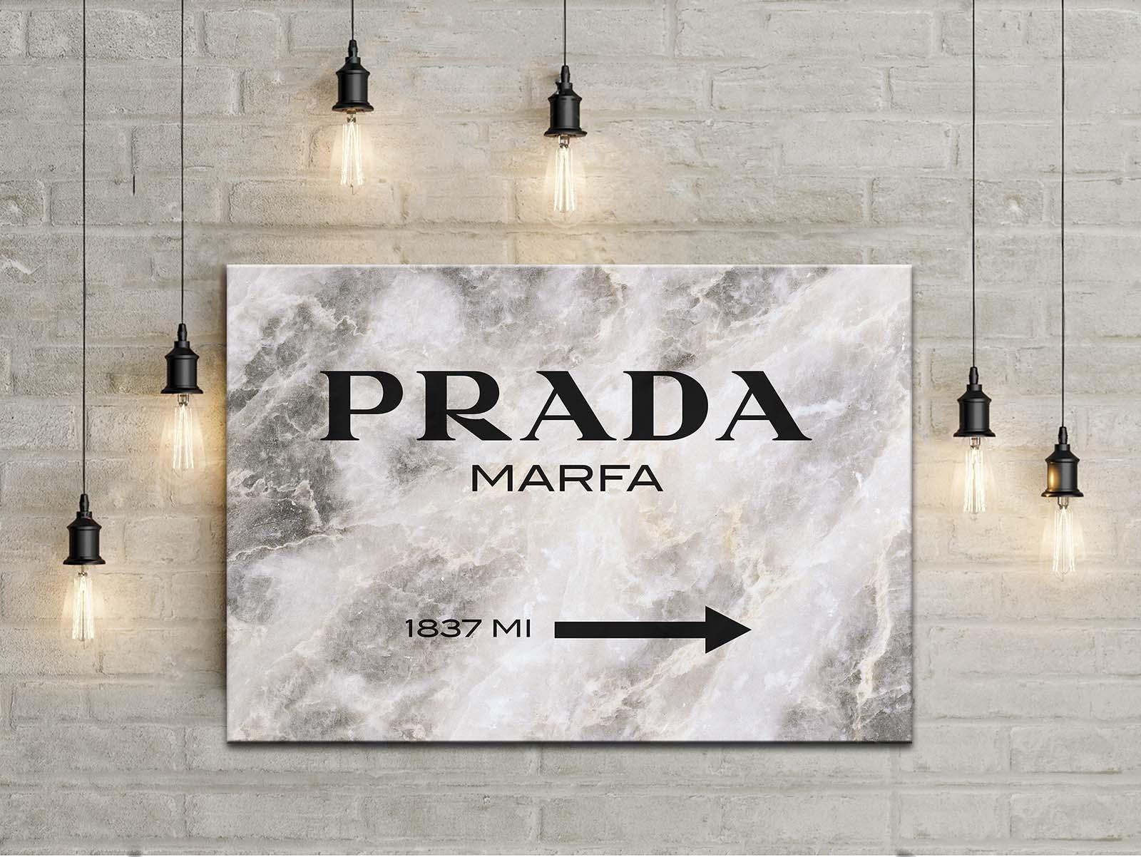 prada marfa tableau marbre